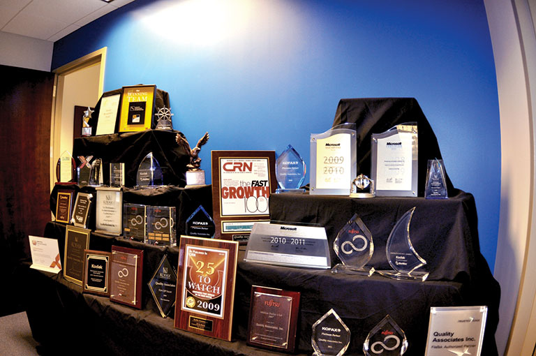 QAI is frequently recognized for our commitment to client representation and the delivery of valued industry experience. This is evident by some of the awards we've received over the years.
